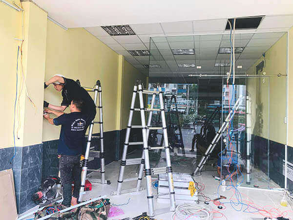 Lắp đặt điện quận Bình Tân
