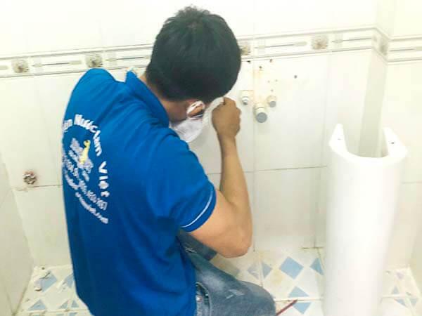 Dịch vụ sửa thiết bị vệ sinh tại quận 5