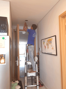 Dịch vụ sửa bóng đèn led âm trần tại TPHCM
