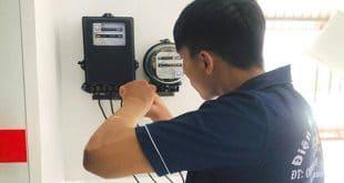 lắp đồng hồ điện tại quận 5