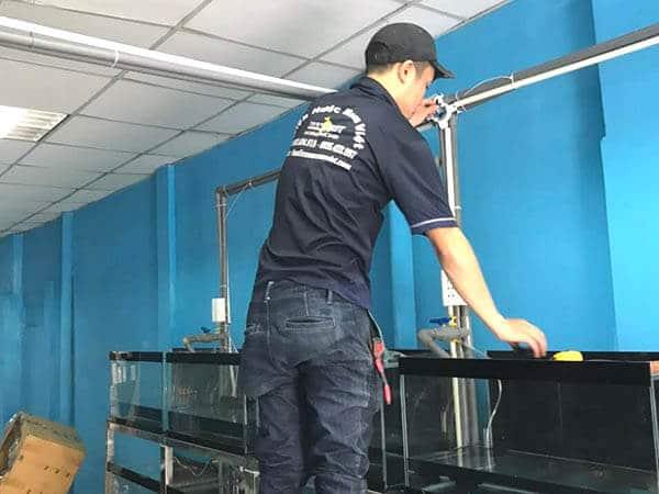 Thợ lắp điện tại TPHCM