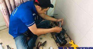 Lắp máy bơm nước tại quận Tân Bình