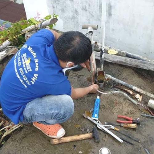 Sửa bục vỡ ống nước quận Thủ Đức